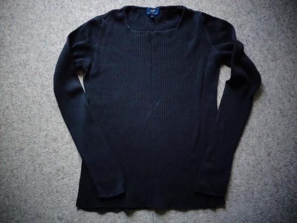 Mädchenbekleidung Pullover gerippt Gr S