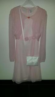 Mädchenkleid rosa, Gösse