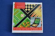 Magnet-Spielset Fünf beliebte Brettspiele im