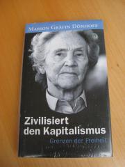 Marion Gräfin Dönhoff Zivilisiert den