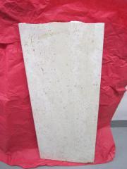 Marmor-Platte, Marmorbank,