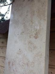 Marmorplatte Fensterbank