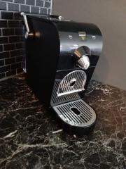 martello kapsel kaffeemaschine in m der kaffee. Black Bedroom Furniture Sets. Home Design Ideas