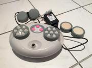 Massagegerät mit LED-