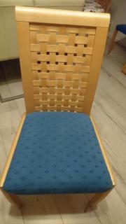 Massiv 6 Esszimmer Stühle Der
