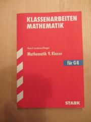 Mathematik Klassenarbeiten 9 Klasse für