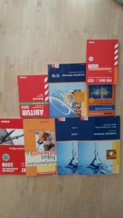 Mathematik Schulbücher sehr gut erhalten