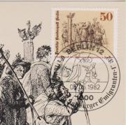 Maximumkarte Berlin Salzburger Emigranten Michelnr