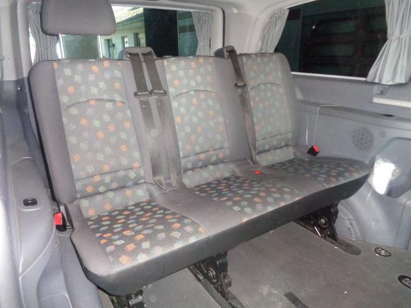 MB Vito W639 2er oder 3er Sitzbank in Steinmauern - Mercedes-Teile ...