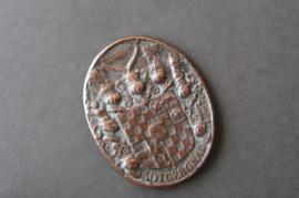 Medaille Kupfer oval Got geb: Kleinanzeigen aus München - Rubrik Münzen
