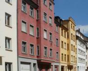 Mehrfamilienhaus in Halle (