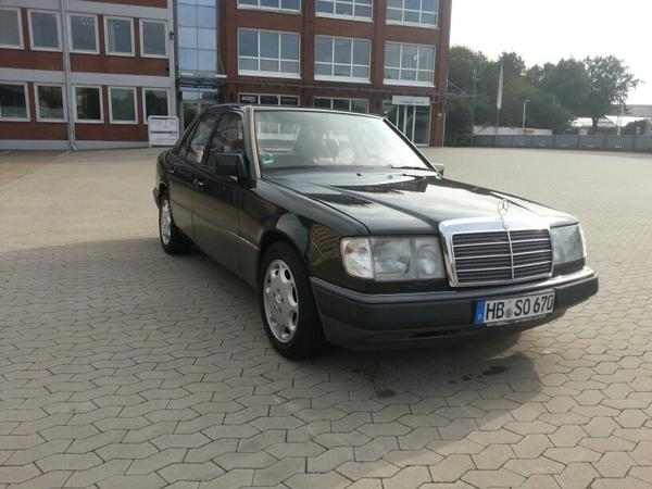 mercedes w124 v8 e400 in bremen mercedes e klasse. Black Bedroom Furniture Sets. Home Design Ideas
