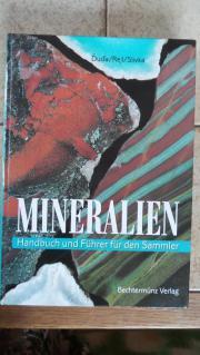 Mineralien Handbuch und Führer für