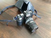 Minolta Spiegelreflexkamera(analog)