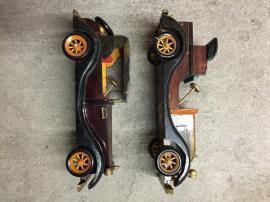 Modellautos Holz Oldtimer 2 Stück: Kleinanzeigen aus Starnberg - Rubrik Modellautos