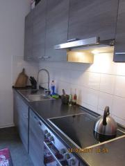 Moderne Küchenzeile inkl.