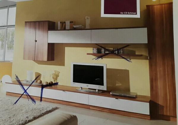 Moderne Wohnwand Billig Abzugeben 1300neupreis