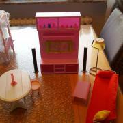 barbie wohnzimmer - kinder, baby & spielzeug - günstige angebote, Wohnzimmer