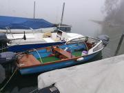 Motorboot Angelboot