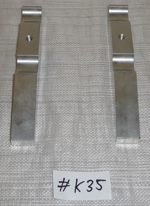 Motorhalter Motorbock Motorböcke Aluminium Block