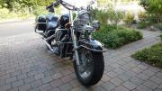 Motorrad Intruder 1500er