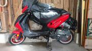 Motorroller AGM Fighter