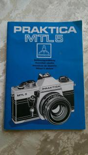 MTL 5 Bedienungsanleitung