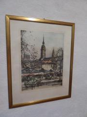 München Radierung v.