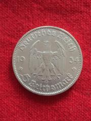 Münze 5 Deutsche
