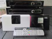 Multimedia-Receiver komplett