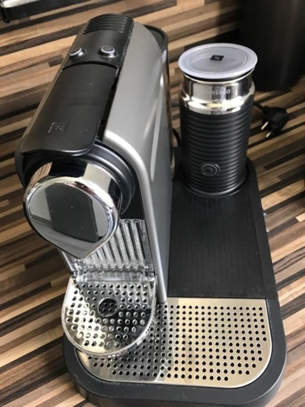 nespresso kaffeemaschine neu und gebraucht kaufen bei. Black Bedroom Furniture Sets. Home Design Ideas