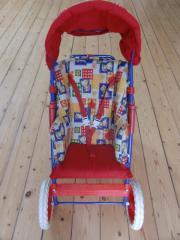 NEU - Superschöner Puppenwagen /