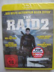 NEU - The Raid 2 Blu-ray-Disc