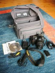 Nikon D70S Digitalkamera