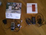 Nokia und Sony-