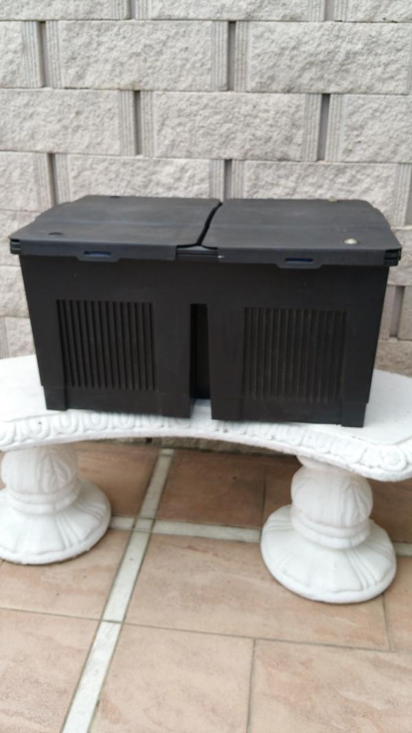 teichfilter kleinanzeigen kaufen verkaufen bei deinetierwelt. Black Bedroom Furniture Sets. Home Design Ideas