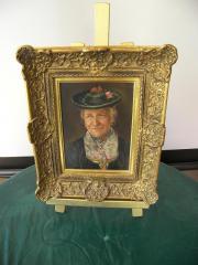 Ölbilder bäuerliche Portraits suchen neue