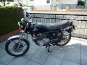 Oldtimer Honda CB
