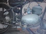 Oldtimer Motorrad Dürkopp