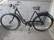 Oldtimer Oma Rad