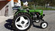 Oldtimer Steyr Traktor