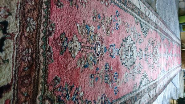 Orient Bild Teppich kaufen  Orient Bild Teppich gebraucht
