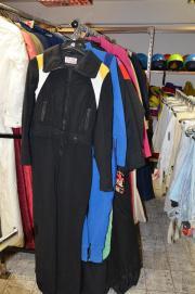 Original Retro Skianzüge,