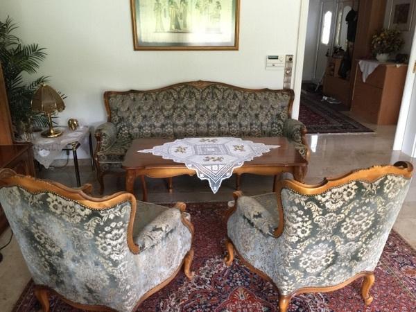 Original Warrings Sitzgarnitur