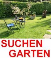 Pachtgarten gesucht !