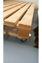 palettenbett haushalt m bel gebraucht und neu kaufen. Black Bedroom Furniture Sets. Home Design Ideas