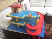 Parkaus Spielsachen, Holz