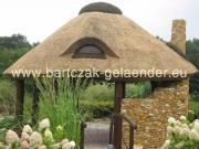 Pavillon, Holzpavillon, Garten