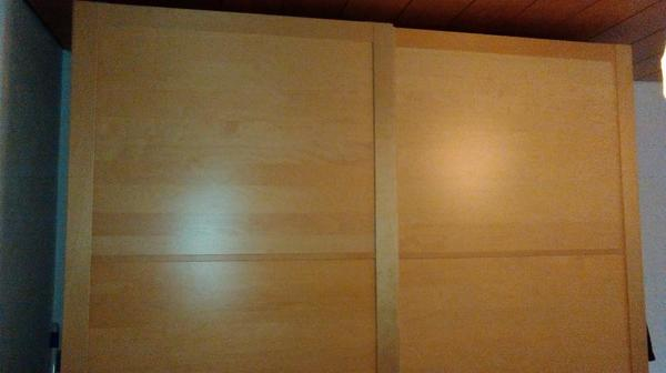 ikea kleiderschrank wei birke kleiderschrank rakke neu. Black Bedroom Furniture Sets. Home Design Ideas