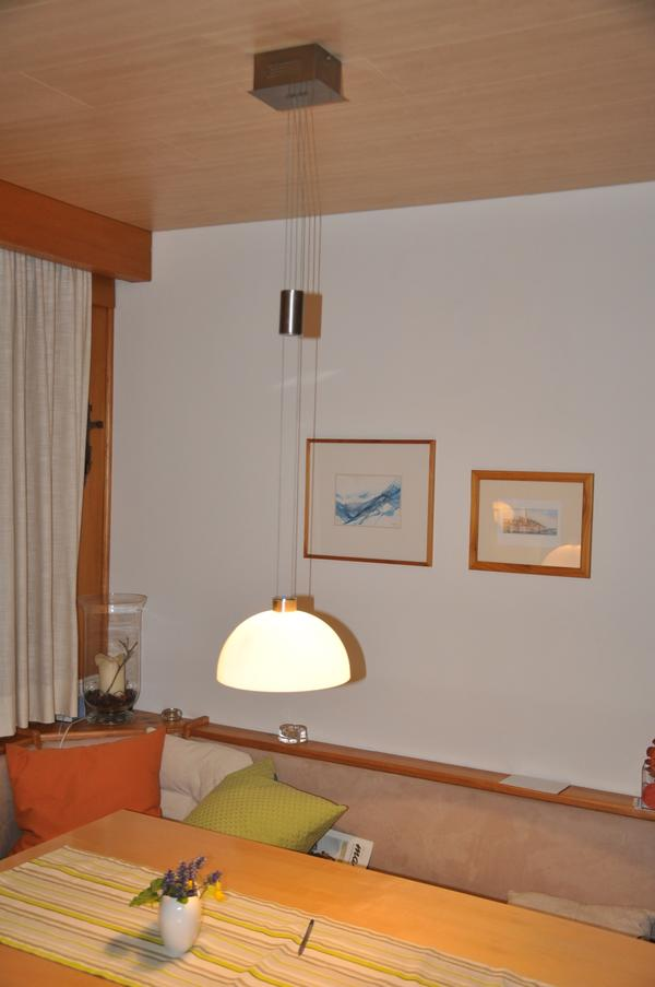 pendelleuchte in dornbirn lampen kaufen und verkaufen ber private kleinanzeigen. Black Bedroom Furniture Sets. Home Design Ideas